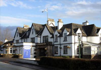 Loch Lomond spa hotel