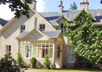 Small Country house Hotels inverness