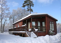 Scotland Ski Lodge Accommodation