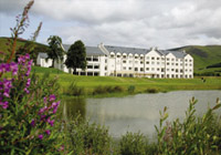 Autumn 2 night special DBB break in Peebles From £170.00pp (Kids stay free bed  & breakfast!)