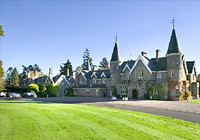 country hotels perthshire