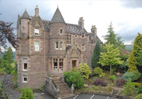 perthshire castle hotels