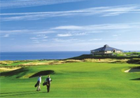 golf and spa resorts Scotland